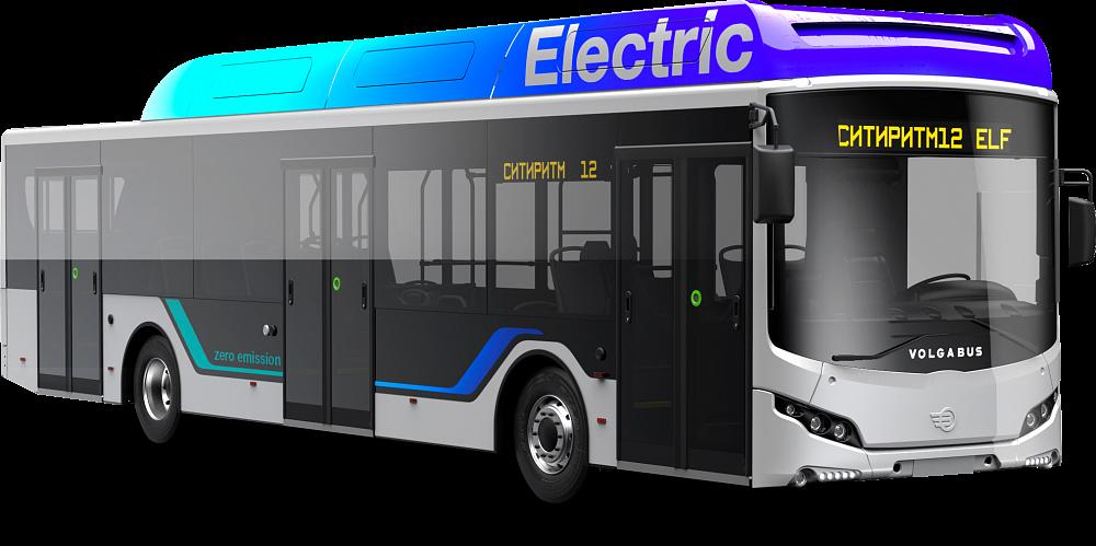 Электробус - новое поколение транспорта