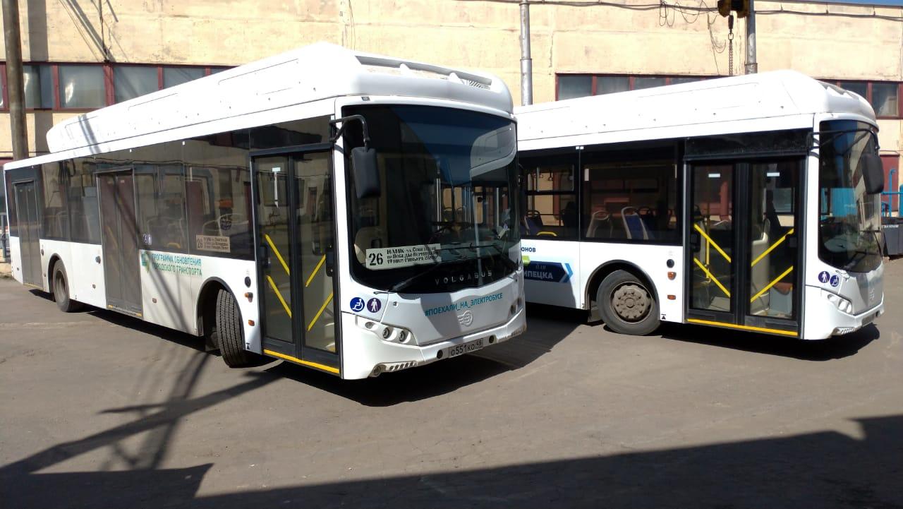 Электробусы вышли на маршруты