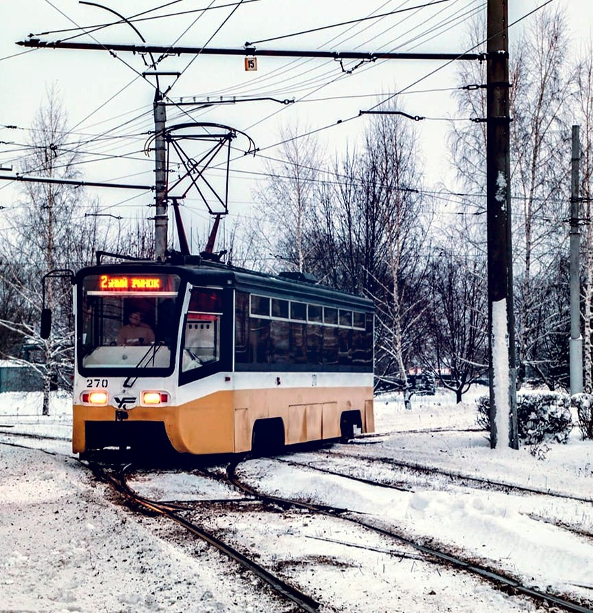 Московские трамваи-год успешной эксплуатации!!!